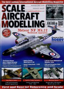 Scale Aircraft Modelling Magazine Issue NOV 20