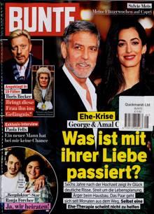 Bunte Illustrierte Magazine NO 41 Order Online