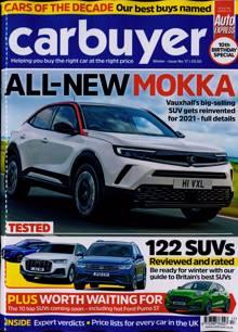 Carbuyer Magazine NO 17 Order Online
