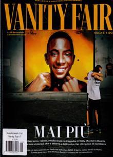 Vanity Fair Italian Magazine NO 20038 Order Online