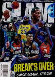 Slam Magazine SEP-OCT Order Online