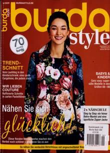 Burda Style German Magazine NO 9 Order Online