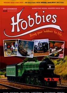 Hobbies Handbook Magazine Issue WINTER