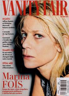 Vanity Fair French Magazine Issue NO 82