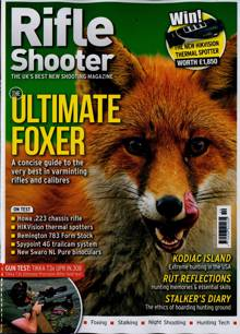 Rifle Shooter Magazine Issue OCT 20