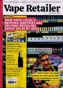 Vape Retailer Magazine Issue NO 6