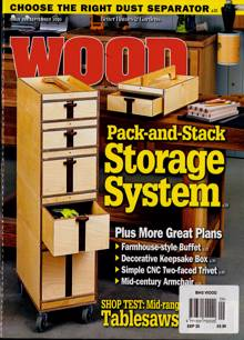 Bhg Wood  Magazine 09 Order Online