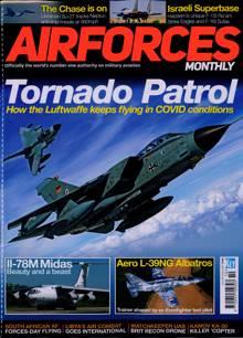 Airforces Magazine OCT 20 Order Online