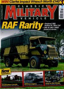 Classic Military Vehicle Magazine OCT 20 Order Online