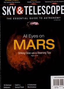 Sky And Telescope Magazine OCT 20 Order Online