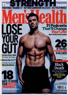 Mens Health Magazine OCT 20 Order Online