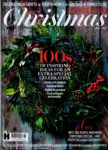 Country Living Christmas Magazine ONE SHOT Order Online