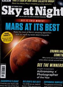 Bbc Sky At Night Magazine OCT 20 Order Online