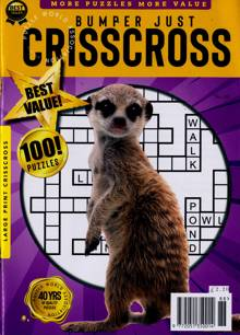 Bumper Just Criss Cross Magazine NO 88 Order Online