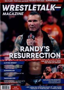 Wrestletalk Magazine OCT 20 Order Online