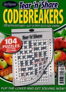 Eclipse Tns Codebreakers Magazine NO 30 Order Online