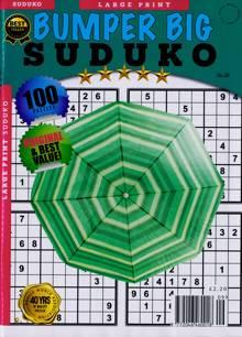 Bumper Big Sudoku Magazine NO 58 Order Online