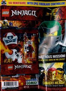 Lego Ninjago Magazine NO 67 Order Online