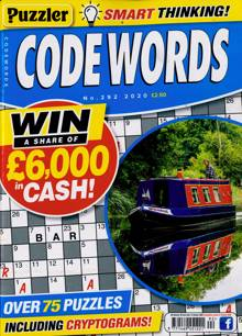 Puzzler Codewords Magazine NO 292 Order Online