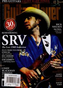 Guitar Player Magazine OCT 20 Order Online