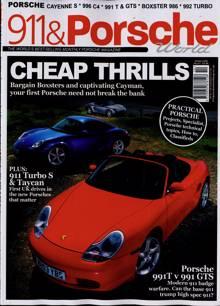 911 Porsche World Magazine OCT 20 Order Online