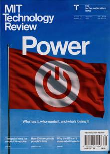 Technology Review Magazine Issue SEP-OCT