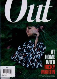 Out Magazine JUL-AUG Order Online