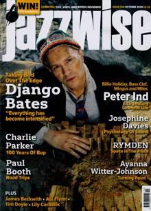 Jazzwise Magazine OCT 20 Order Online