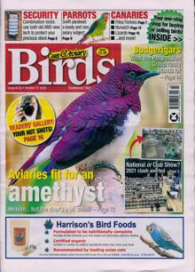 Cage And Aviary Birds Magazine Issue 21/10/2020