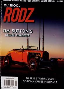 Ol Skool Rodz Magazine Issue NOV 20