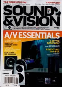 Sound & Vision  Magazine SEP 20 Order Online