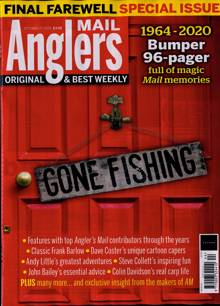 Anglers Mail Magazine 27/10/2020 Order Online
