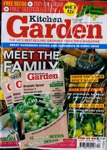 Kitchen Garden Magazine DEC 20 Order Online