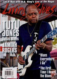 Living Blues Magazine 67 Order Online