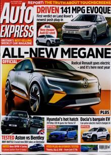 Auto Express Magazine 21/10/2020 Order Online
