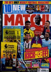 Match Magazine 20/10/2020 Order Online