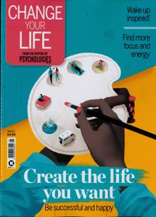 Change Your Life Magazine Issue NO 1
