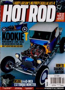 Hot Rod Usa Magazine OCT 20 Order Online