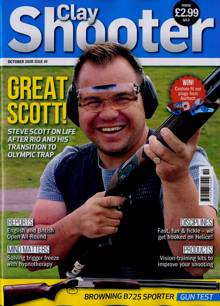 Clay Shooter Magazine OCT 20 Order Online