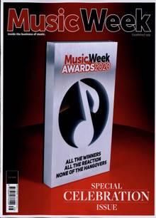 Music Week Magazine 22/09/2020 Order Online