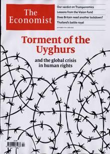 Economist Magazine 17/10/2020 Order Online