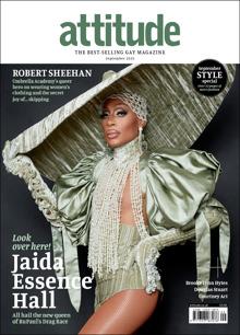 Attitude 326 - Jaida Essence Hall Magazine Issue JAIDA