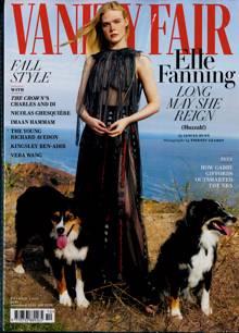 Vanity Fair Magazine OCT 20 Order Online