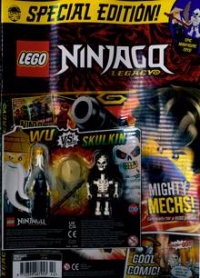 Lego Specials Magazine Issue LEGACY 7