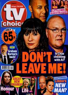 Tv Choice England Magazine NO 40 Order Online