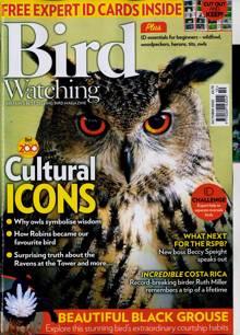Bird Watching Magazine OCT 20 Order Online