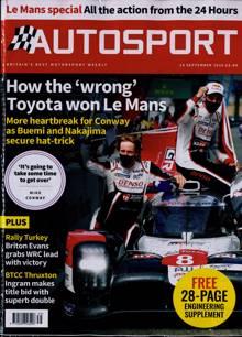 Autosport Magazine 24/09/2020 Order Online