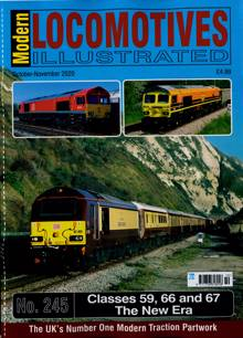 Modern Locomotives Illustrated Magazine OCT-NOV Order Online