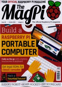 Magpi Magazine OCT 20 Order Online