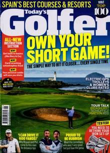 Todays Golfer Magazine NO 405 Order Online